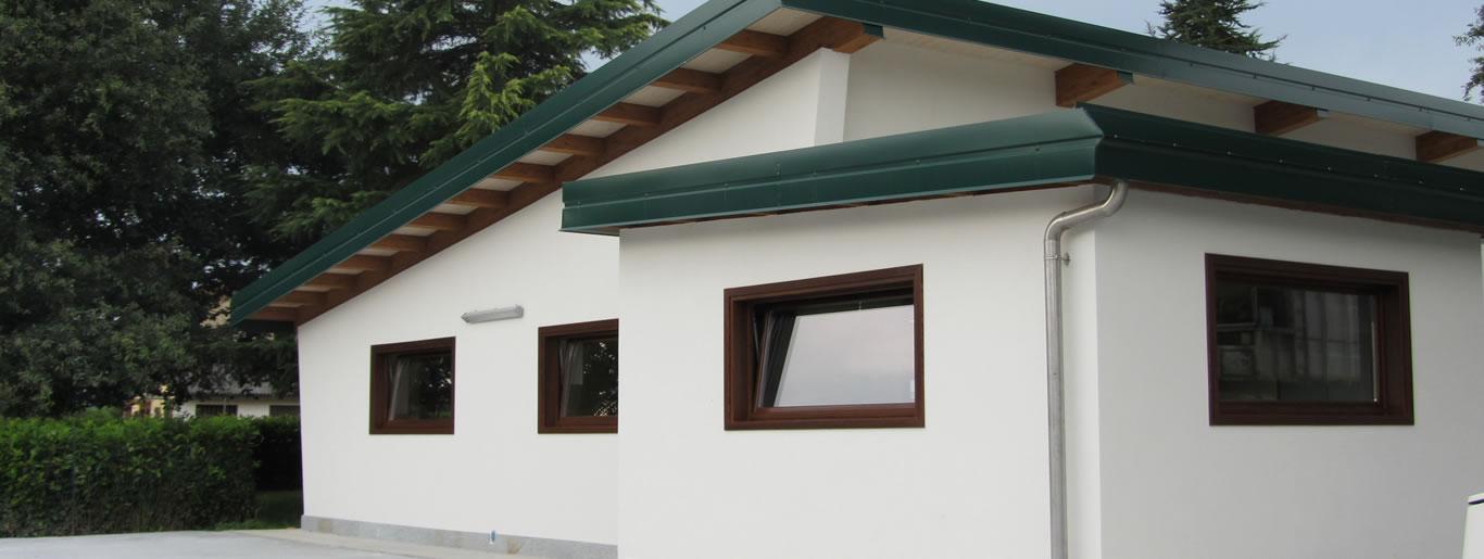 Case in legno case in bioedilizia coperture in legno for Case legno xlam