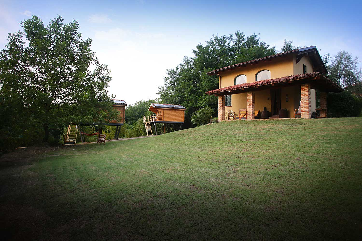bed and breakfast - Ecolodge Langhe